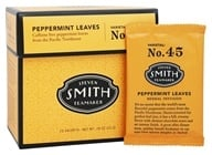 Steven Smith Teamaker - Herbal Infusions Tea Peppermint Leaves No. 45 - 15 Tea Bags by Steven Smith Teamaker