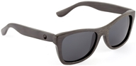 Wear Panda - Monroe Handcrafted Bamboo Sunglasses Black
