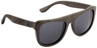 Image of Wear Panda - Martin Handcrafted Bamboo Sunglasses Black
