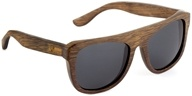 Image of Wear Panda - Martin Handcrafted Bamboo Sunglasses Brown