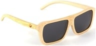 Wear Panda - Nelson Handcrafted Bamboo Sunglasses Natural (610079383739)