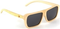Image of Wear Panda - Nelson Handcrafted Bamboo Sunglasses Natural