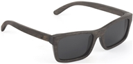 Image of Wear Panda - Robinson Handcrafted Bamboo Sunglasses Black