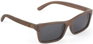 Wear Panda - Robinson Handcrafted Bamboo Sunglasses Brown (610079383753)