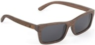 Image of Wear Panda - Robinson Handcrafted Bamboo Sunglasses Brown