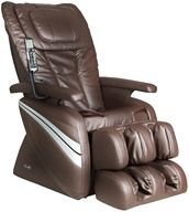 Osaki - Deluxe Massage Chair OS-1000B Brown by Osaki