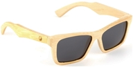 Wear Panda - Kennedy Handcrafted Bamboo Sunglasses Natural, from category: Health Aids