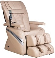 Osaki - Deluxe Massage Chair OS-1000C Cream