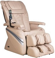 Osaki - Deluxe Massage Chair OS-1000C Cream by Osaki