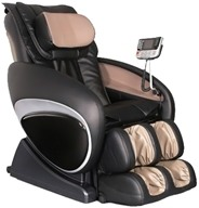 Osaki - Executive Zero Gravity Massage Chair OS-3000A Black - $2349