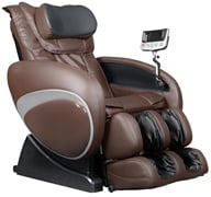 Image of Osaki - Executive Zero Gravity Massage Chair OS-3000B Brown