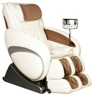 Osaki - Executive Zero Gravity Massage Chair OS-3000C Cream