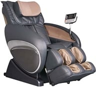Osaki - Executive Zero Gravity Massage Chair OS-3000D Charcoal by Osaki