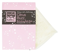 Image of Joyful Bath Co - Bath Salts Refreshing Citrus Buzz - 2 oz. CLEARANCE PRICED