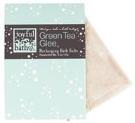 Joyful Bath Co - Bath Salts Recharging Green Tea Glee - 2 oz. CLEARANCE PRICED