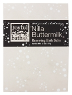 Joyful Bath Co - Bath Salts Renewing Nilla Buttermilk - 2 oz. CLEARANCE PRICED