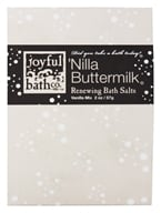 Joyful Bath Co - Bath Salts Renewing Nilla Buttermilk - 2 oz. CLEARANCE PRICED - $3.33