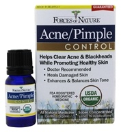 Forces of Nature - Acne/Pimple Control - 11 ml., from category: Homeopathy