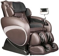 Osaki - Executive Zero Gravity Massage Chair OS-4000B Brown (045635065086)