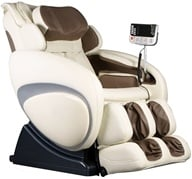 Osaki - Executive Zero Gravity Massage Chair OS-4000C Cream by Osaki