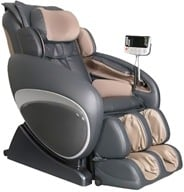 Osaki - Executive Zero Gravity Massage Chair OS-4000D Charcoal