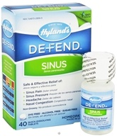 Hylands - Defend Sinus - 40 Tablet(s)