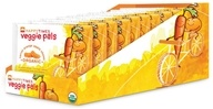 Image of HappyBaby - Happy Times Veggie Pals Organic Carrot Orange Apple Chews - 0.7 oz.