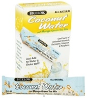 Bigelow Tea - Coconut Water And Mango Green Tea Mix - 6 Stick(s) by Bigelow Tea