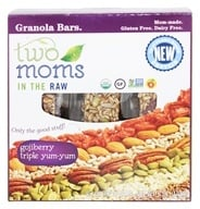 Two Moms in The Raw - Gluten Free Organic Granola Gojiberry - 8 oz. by Two Moms in The Raw