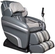 Osaki - Executive Zero Gravity S-Track Massage Chair OS-6000D Charcoal - $3495
