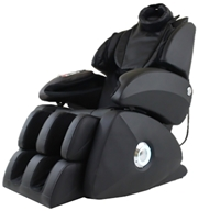 Osaki - Executive Zero Gravity S-Track Massage Chair OS-7075RA Black (045635065154)