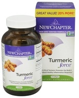 New Chapter - Turmericforce - 72 Softgels, from category: Herbs