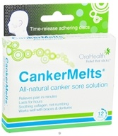 OraHealth - CankerMelts - 12 Disc(s)