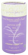 Image of Two Leaves Tea Company - Green Tea Jasmine Petal Tea - 3.5 oz. Formerly Two Leaves and a Bud