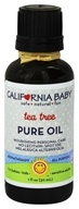 California Baby - Pure Oil Aromatherapy Tea Tree - 1 oz.