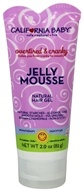 California Baby - Jelly Mousse Natural Hair Gel Overtired & Cranky - 2.9 oz.