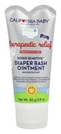 California Baby - Diaper Rash Cream Super Sensitive - 2.9 oz. by California Baby