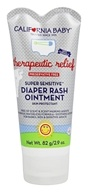 California Baby - Diaper Rash Ointment Super Sensitive Unscented - 2.9 oz.