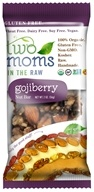Two Moms in The Raw - Gluten Free Organic Nut Bar Gojiberry - 2 oz. - $3.19
