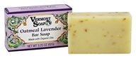 Image of Vermont Soapworks - Bar Soap Oatmeal Lavender - 3.25 oz.