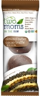 Two Moms in The Raw - Gluten Free Organic Cacao Truffle Almond Butter - 3 oz.