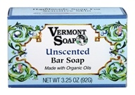 Vermont Soapworks - Bar Soap Unscented - 3.25 oz. by Vermont Soapworks