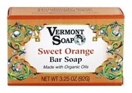 Vermont Soapworks - Bar Soap Sweet Orange - 3.25 oz.