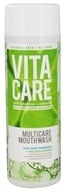 Vitacare - Multicare Mouthwash Fluoride-Free Cool Mint Freshness + Key Lime - 12 oz.