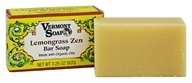 Vermont Soapworks - Bar Soap Lemongrass - 3.25 oz. by Vermont Soapworks