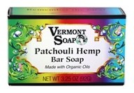 Image of Vermont Soapworks - Bar Soap Patchouli Hemp - 3.25 oz.