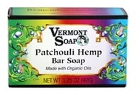 Vermont Soapworks - Bar Soap Patchouli Hemp - 3.25 oz. (785529000167)