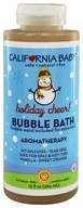 California Baby - Bubble Bath Holiday Cheer! - 13 oz. by California Baby