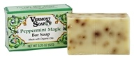 Vermont Soapworks - Bar Soap Peppermint Magic - 3.25 oz.