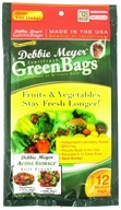 Image of Evert-Fresh Corp. - Debbie Meyer Green Bags - 12 Medium Bags